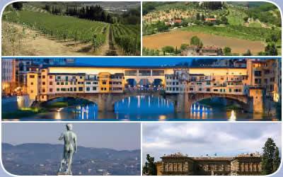 Informazioni storiche della Provincia di Firenze