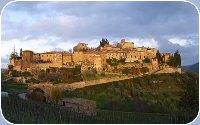 Tra castelli e vini pregiati: Greve in Chianti